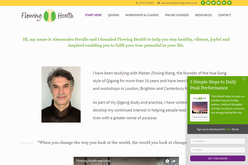 flowing health website new