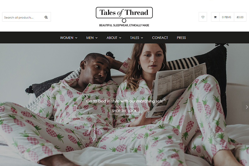tales of thread website